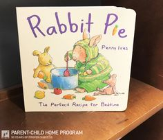 Twitter / PCHP  ‏     @parentchildhome   1h1 hour ago  More  We're celebrating #NationalPieDay by reading Rabbit Pie from @ChildsPlayBooks! #kidlit http://amzn.to/2F7JrLk
