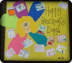 Step into 2nd Grade with Mrs. Lemons: Principal's Day