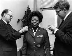 Ruth Lucas was the first African-American woman to be promoted to colonel in the U.S Air Force. She joined the Women's Army Auxiliary Corps in 1942 after graduating from Tuskegee Institute with a degree in education and sociology. Soon after, she became one of the first African-American women to attend the Joint Forces Staff College. By the time Colonel Lucas retired in 1970, she was the highest-ranking African-American woman in the Air Force.