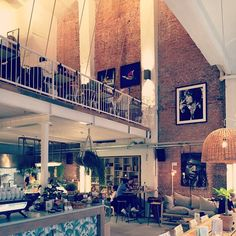 CT Coffee & Coconuts, Cafe - Amsterdam, Netherlands