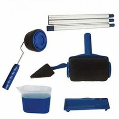 Room Wall Painting, Flow Painting, Types Of Painting, Painting Tools, Roller Pro, Paint Runner, Painted Sticks, Brush Kit, Cool Tools