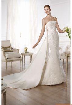 Robe de mariée Pronovias Odeta 2014