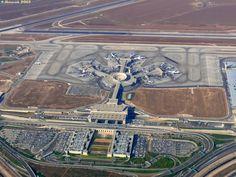 Ben-Gurion International Airport.