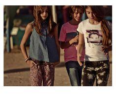 Mode Junior : look été de la marque pour adolescente IKKS #SS14 #IKKS