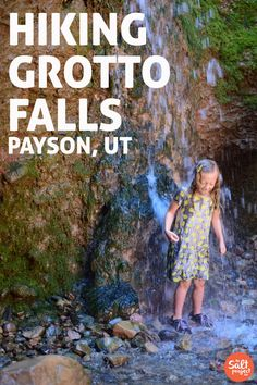 36 Northern Utah Hikes So Easy You should Take Your Grandma | The Salt Project | Things to do in Utah with kids