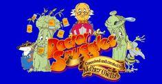 Doctor Snuggles ist eine britisch-niederländische Zeichentrickserie aus dem Jahr 1979. Die Serie handelt vom ungewöhnlichen Erfinder Doctor Snuggles. Die Charaktere und die Welt von Doctor Snuggles wurden 1978 von Jeffrey O'Kelly entwickelt .