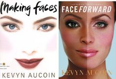 books by the late kevyn aucoin - one of the greatest makeup artists who ever lived