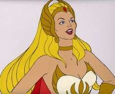 """You got: """"She-Ra: Princess of Power"""" You're strong, confident, and independent. You also embrace the qualities that make you a unique indiv..."""