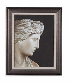Aphrodite Framed Graphic Art