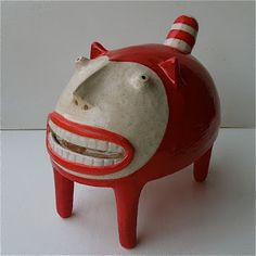 Kim Murton ceramics
