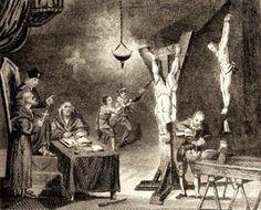 """9dbf81b53e """"Santa"""" Inquisición Árnyak Könyve, Középkor, Boszorkányság, Cartagena,  Ókori Történelem,"""