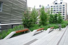 A Comparison of the 3 Phases of the High Line, NYC - Part 2, By Steven L. Cantor