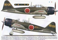 "Mitsubishi A6M5a Reisen Model 52 ""Zero"""