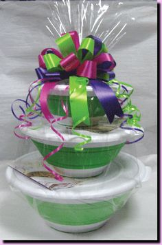 Pampered Chef Collapsable Wrapup!