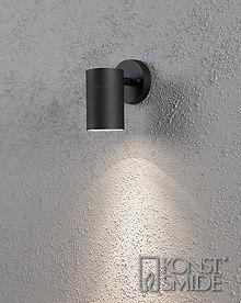 Om Konstsmide Modena Big Down Light Black7657-750