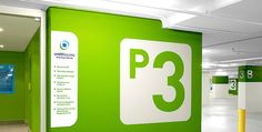 car park wayfinding | BrandCulture Communications