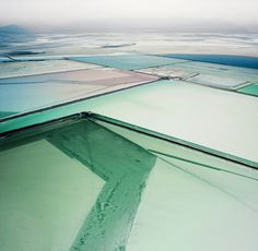 These Aerial Photos Make Salt Ponds Look Like Abstract Art Aerial Photography, Landscape Photography, Art Photography, Landscape Photos, Abstract Landscape, Abstract Art, David Burdeny, Through The Looking Glass, Birds Eye View