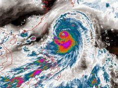 SEMANARIO BALUN CANAN: Emiten la alerta máxima por el tifón Neoguri