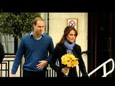 VIDEO: Duchess of Cambridge leaves King Edward VII Hospital