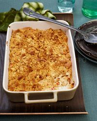 Southern Baked Chicken Casserole Recipe on Food & Wine
