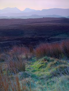 Scottish highlands at dawn... outwest-photography.co.uk