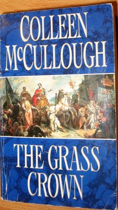 The Grass Grown. by McCullough Colleen - Paperback - Australian Fiction 1992