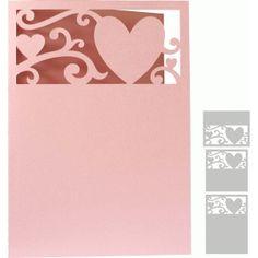 Silhouette Design Store: a2, 5x5 and 5x7 hearts flourish card