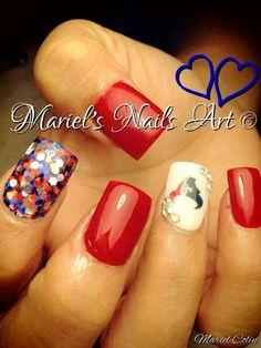 Texan Nails!