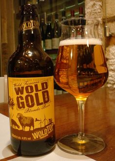 Wold Top Brewery Wold Gold
