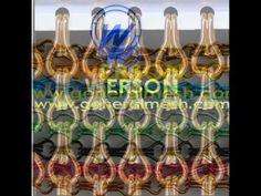 China generalmesh Fliegen-Vorhang ,Dekorationsvorhang,Raumteiler ,Silber...