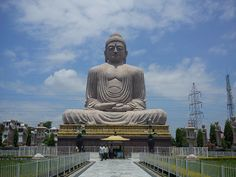 Trip Bodh Gaya: The Home Of Lord Gautam Buddha 80 ft statue