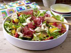 Paprika-Zucchini-Salat