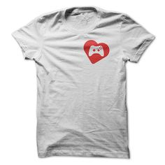 Heart of Gaming T Shirt, Hoodie, Sweatshirt. Check price ==► http://www.sunshirts.xyz/?p=140211