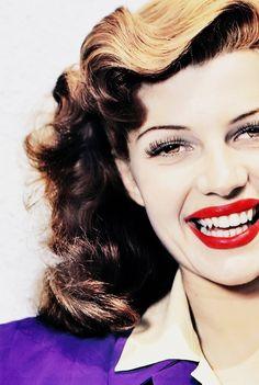 Rita Hayworth. °
