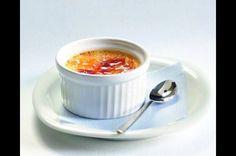 Základní vanilkový crème brûlée | Apetitonline.cz
