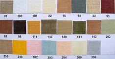 Len obrazkowy 32 ct Permin of Copenhagen - kolory