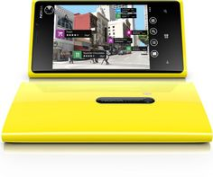 Nokia Lumia 920 Yellow edition