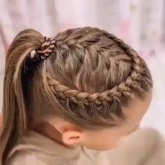 Easy Braid Video Tutorials for Kids! - #Braid #Easy #Kids #Tutorials #Video