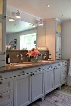 Bildresultat för belysning ovanför spegel