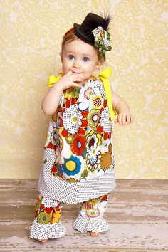 Summertime Pillowcase Dress