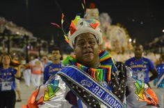 Rei Momo do Carnaval 2013 - Foto: Alexandre Macieira | Riotur