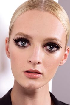 statement lashes #beauty #makeup