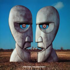Album Cover. Pink Floyd. The Division Bell. 1994