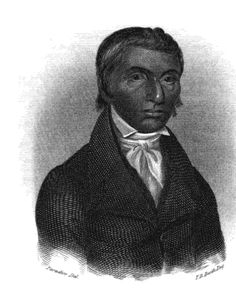 Between-The-Logs Warrior, Minister, and Chief of the last remaining tribe of Ohio...the Wyandot (Huron).  Born near Lower Sandusky about 1780. Died January 1, 1827 (Approx. 46) Father was Seneca Mother was Wyandott (Bear Clan)