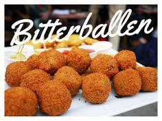 Top 10 Dutch foods: Bitterballen