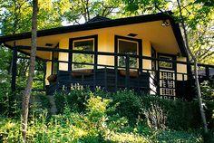 william a glasner house (frank lloyd wright)