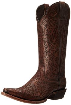 Ariat Women's Sterling Western Cowboy Boot ** Quickly view this special boots, click the image : Boots for women