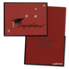 Easy Cards-Stickers-congrats grad