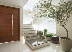 Pooja Room Door Design, Room Design Bedroom, Home Room Design, Dream Home Design, Home Interior Design, House Floor Design, Home Stairs Design, Bungalow House Design, Staircase Contemporary