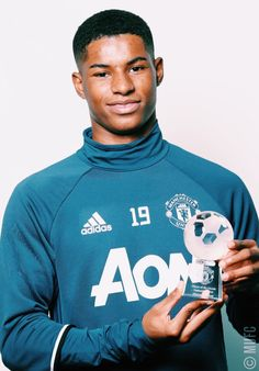 Happy Bday Marcus Rashford turning 19 today!!! October 31